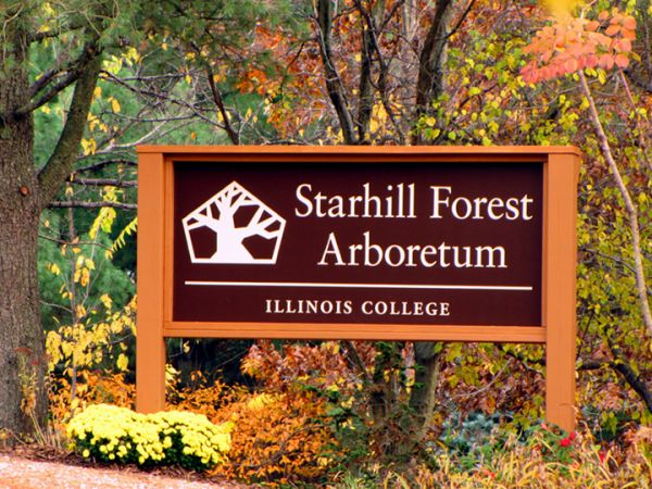 Welcome to Starhill Forest Arboretum